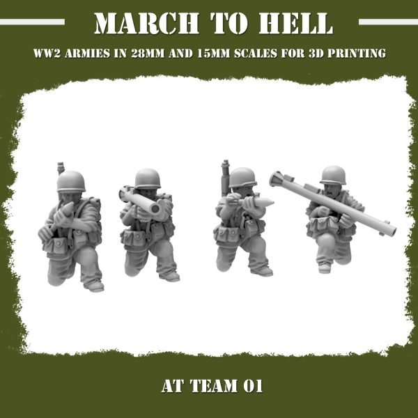 Unites States Marines (USM) AT Team 01