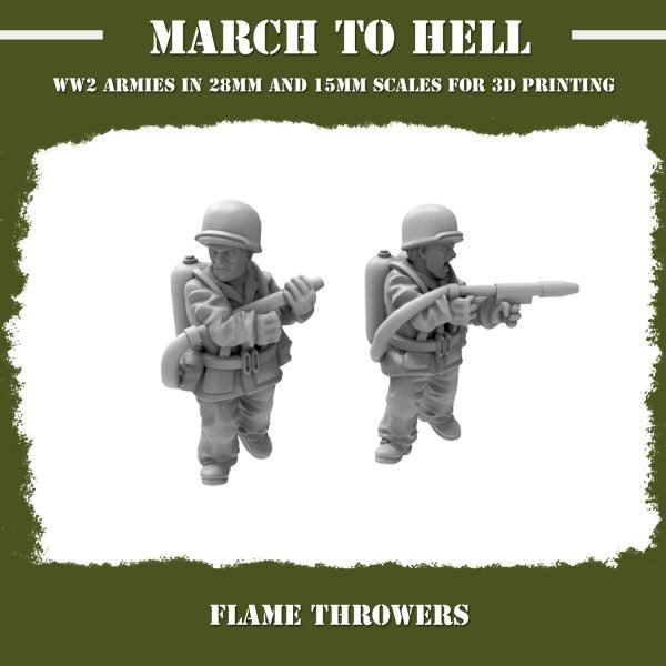 USM Flamethrowers