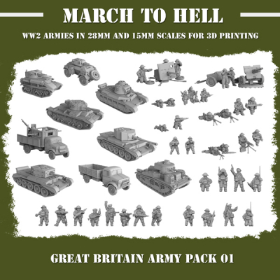 British Army  PACK