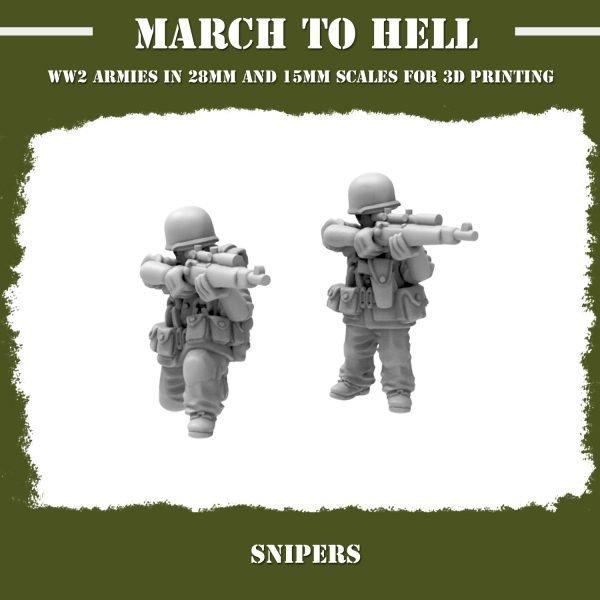 USM Snipers