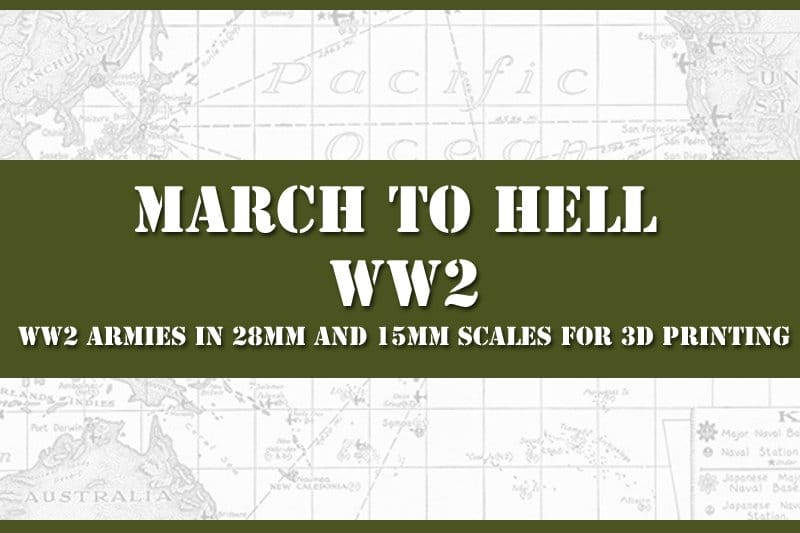 Banner march to hell ww2