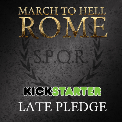 Late Pledge March To Hell Rome