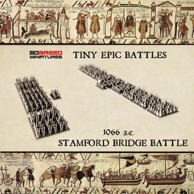 HASTINGS AND STAMFORD BRIDGE BATTLES PACK