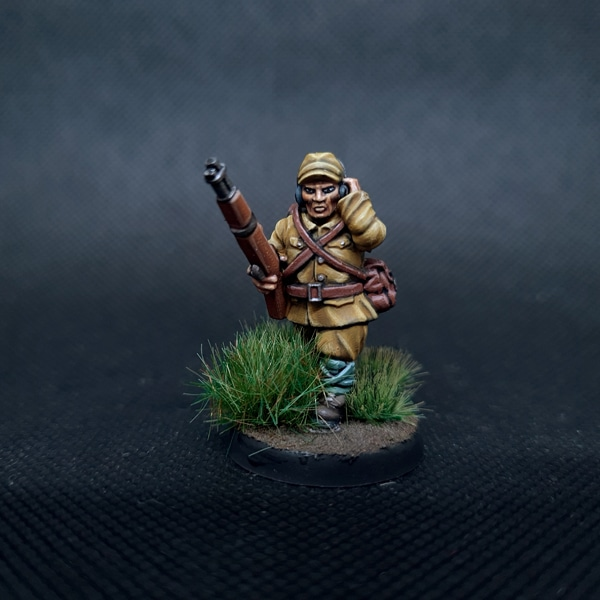 3dbreed miniatures Nacho Ladron