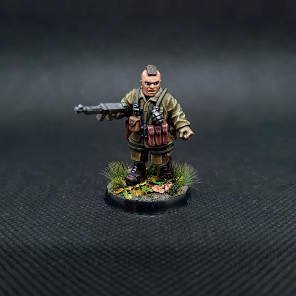 3dbreed miniatures Nacho Ladron photo