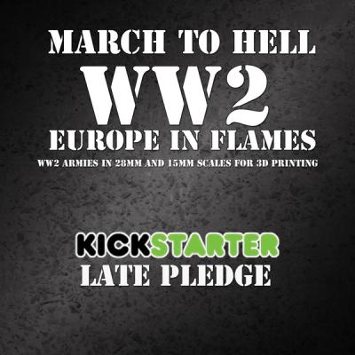 Europe in Flames LATE PLEDGE